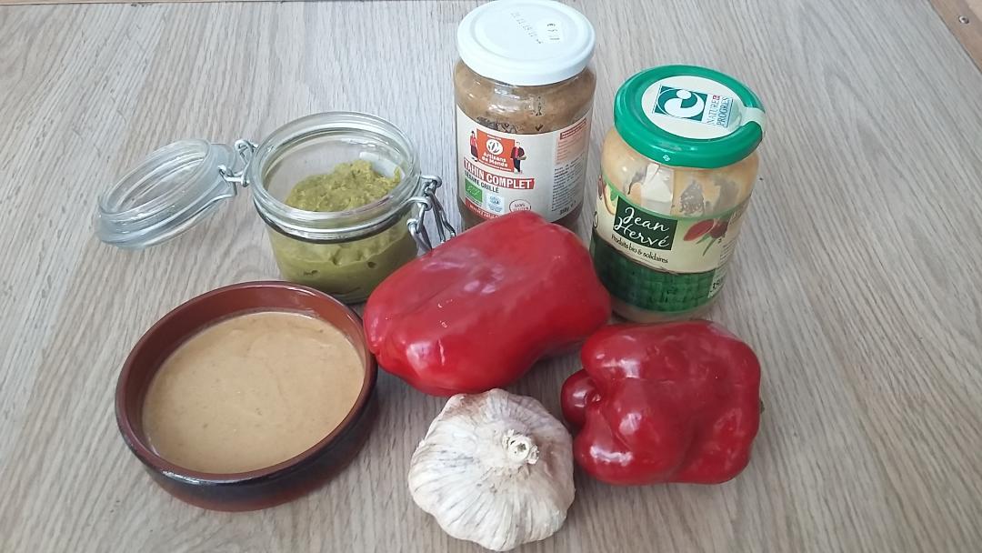 Des sauces saines et savoureuses