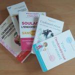 Mes livres sur l'endométriose